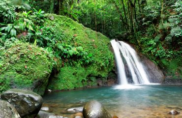 Martinique - Cascade