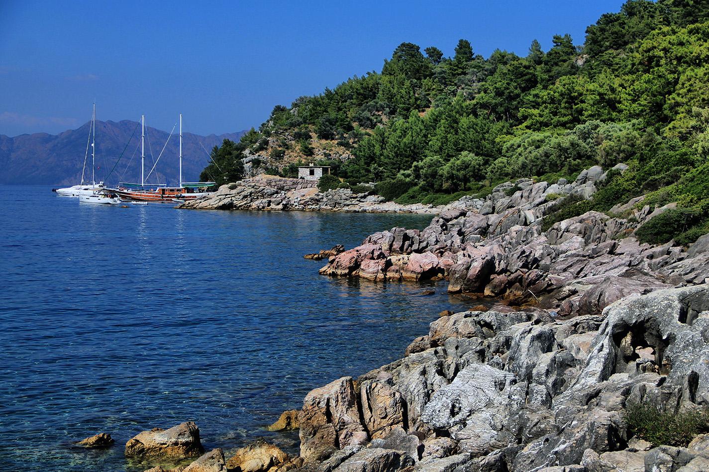 Sailndream : location de voiliers en Turquie, location de bateaux en Turquie